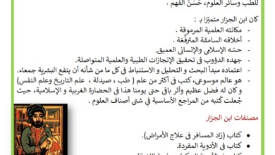Photo of شخصيات عظيمة : العالِم الموسوعي أحمد ابن الجزار القيرواني