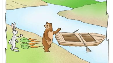 Photo of التعاون الدبّ يساعد الأرنب – التواصل الشفوي –  السنة الثانية الثلاثي الثاني