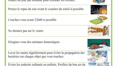 Photo of Conseils pour une bonne santé et hygiène