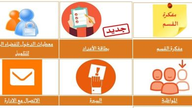Photo of الإطلاع على المعدل السّنوي للتلميذ(ة)، الرّتبة و الجوائز و الحصول على بطاقة الأعداد أو بطاقة النّتائج المدرسية بالنسبة للمدارس الإعدادية