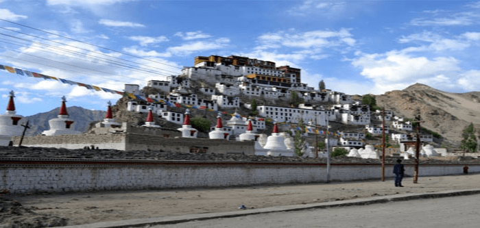 Leh Ladakh 7N/8D Tour Package