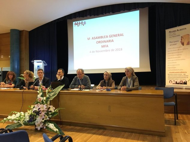 MFA - Asamblea general