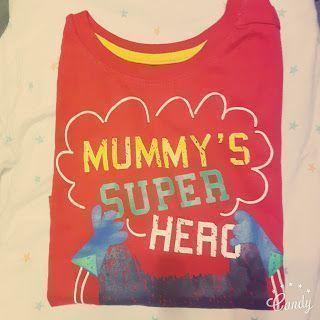 el superheroe de mamá
