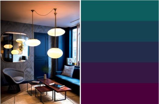 colores para la casa