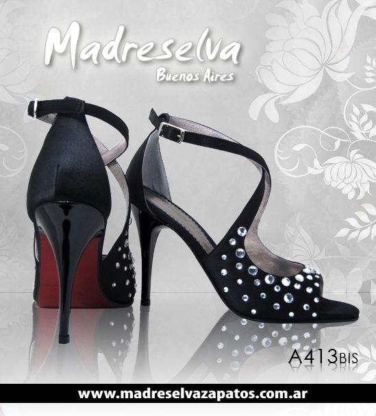 Zapatos de Tango A413bis