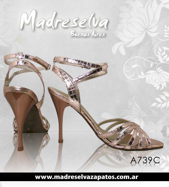 Zapatos de Tango A739c