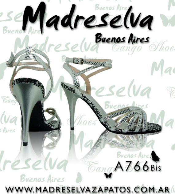 Zapatos de Tango A766bis