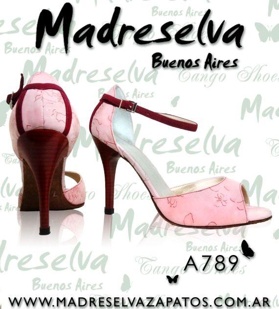 Zapatos de Tango A789