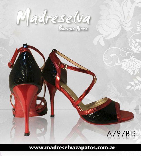 Zapatos de Tango A797bis