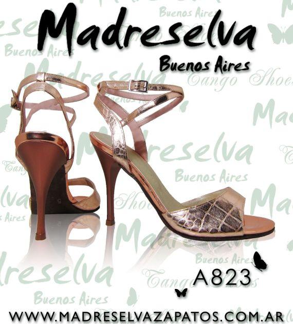 Zapatos de Tango A823