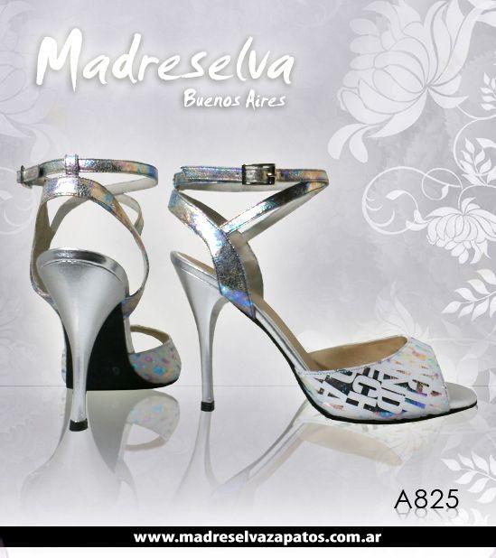 Zapatos de Tango A825