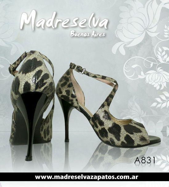 Zapatos de Tango A831