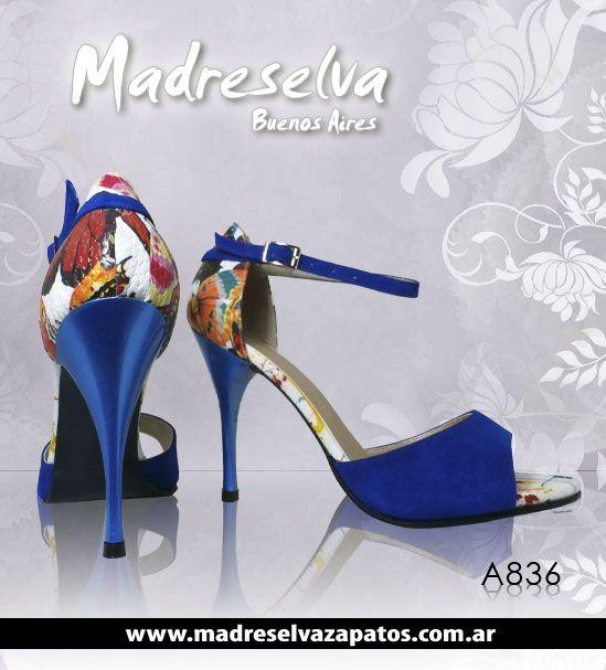Zapatos de Tango A836