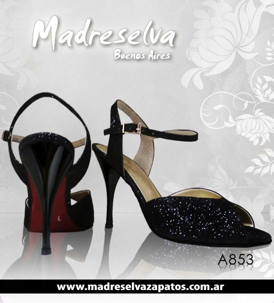 Zapatos de Tango A853