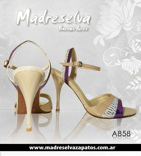 Zapatos de Tango A858