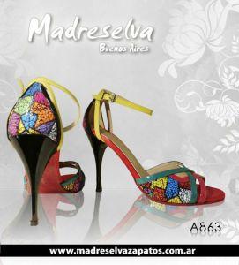 Tango Shoes Madreselva A863