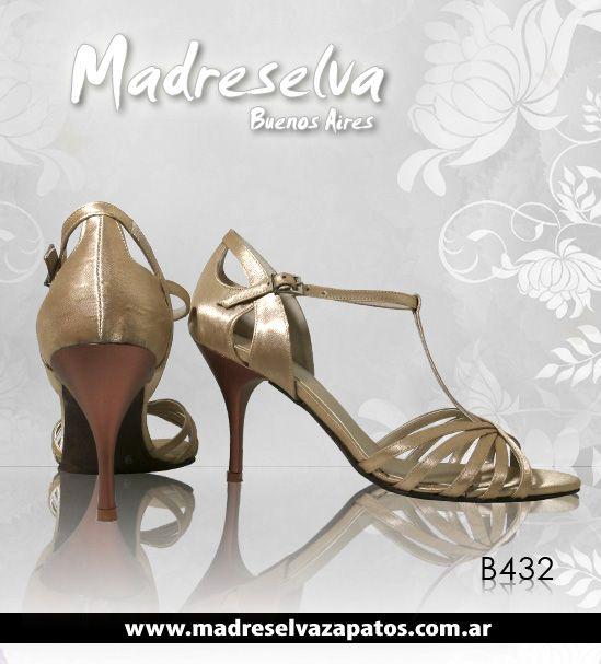 Zapato de Tango B432