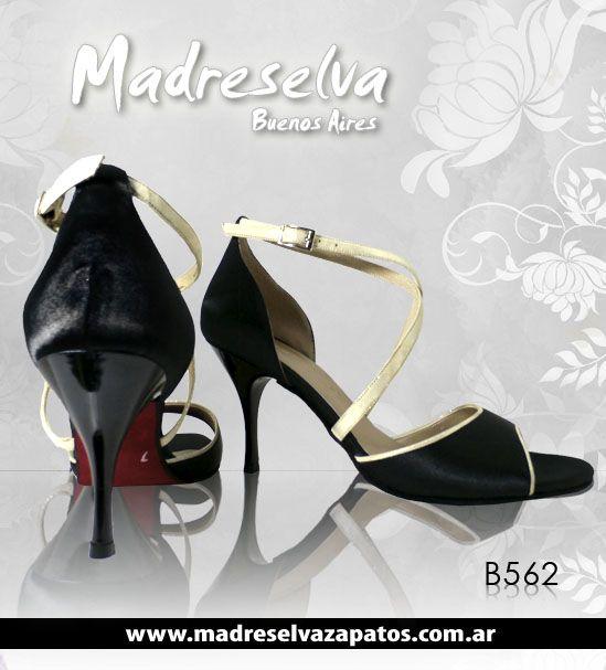 Zapatos de Tango B562