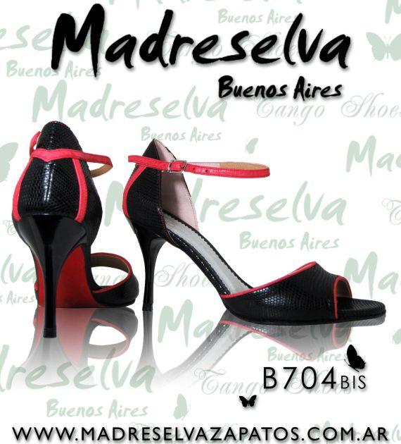 Zapatos de Tango B704bis
