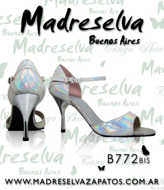 Zapatos de Tango B772bis