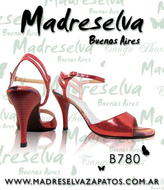 Zapatos de Tango B780