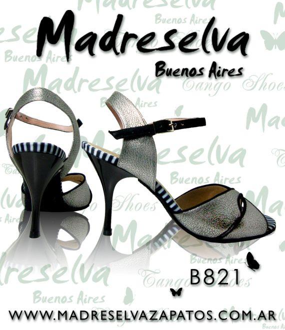 Zapatos de Tango B821