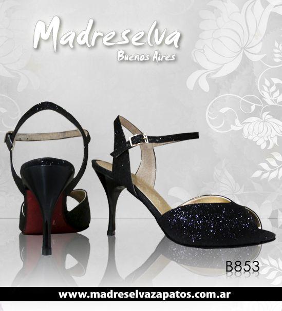 Zapatos de Tango B853
