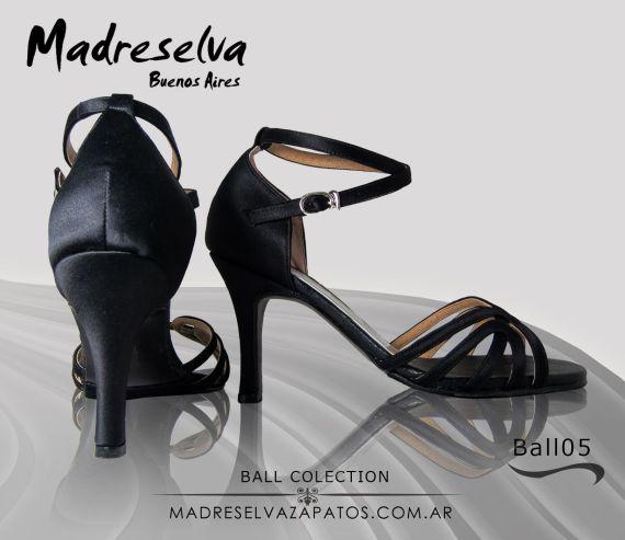 Zapatos de Salsa y Bachata Ball 05