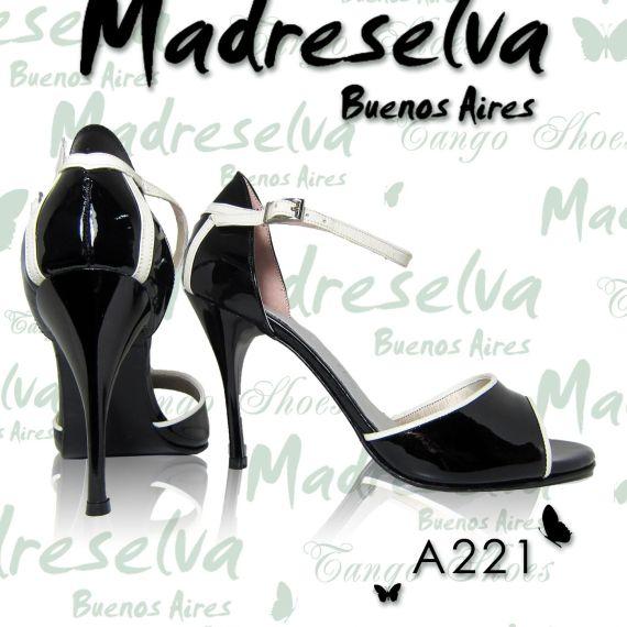 Zapatos de Tango A221