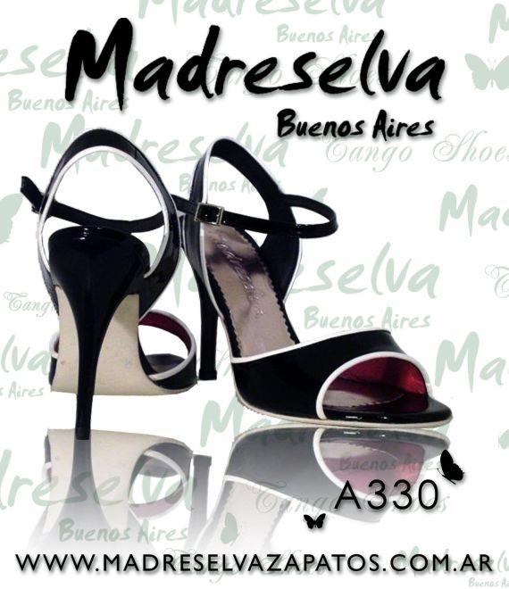 Zapatos de Tango A330