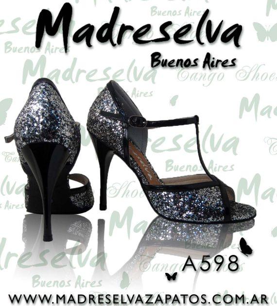Zapatos de Tango A598