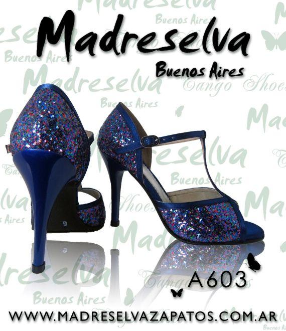 Zapatos de Tango A603