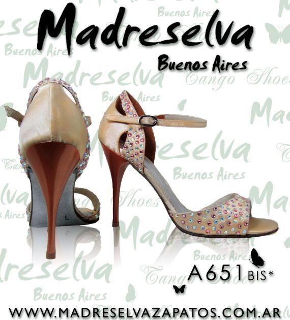 Zapatos de Tango A651bis