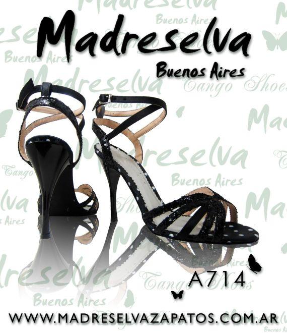 Zapatos de Tango A714
