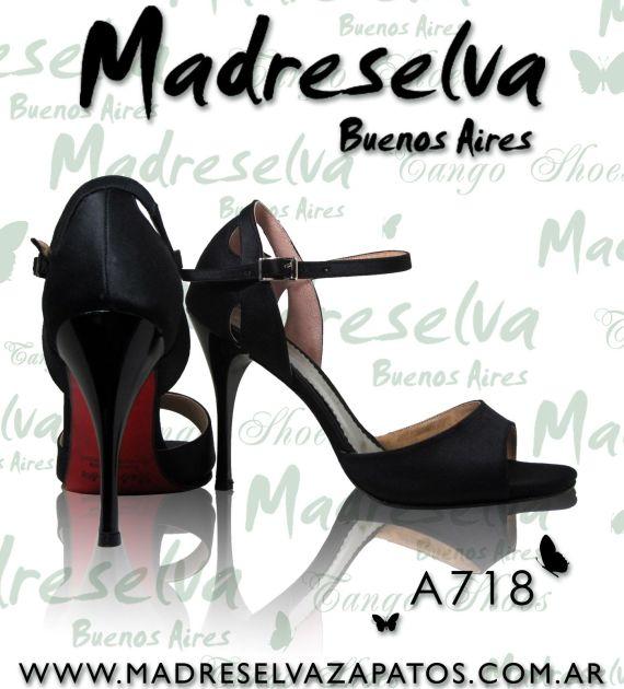 Zapatos de Tango A718
