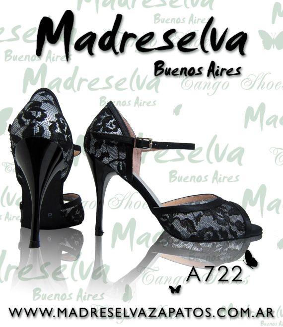 Zapatos de Tango A722