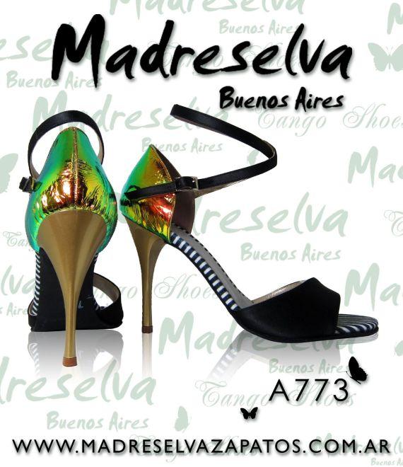 Zapatos de Tango A773