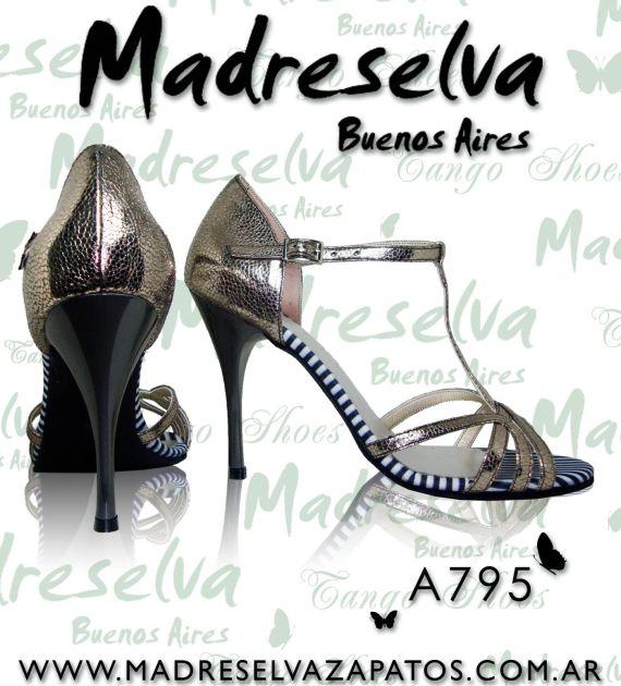 Zapatos de Tango A795