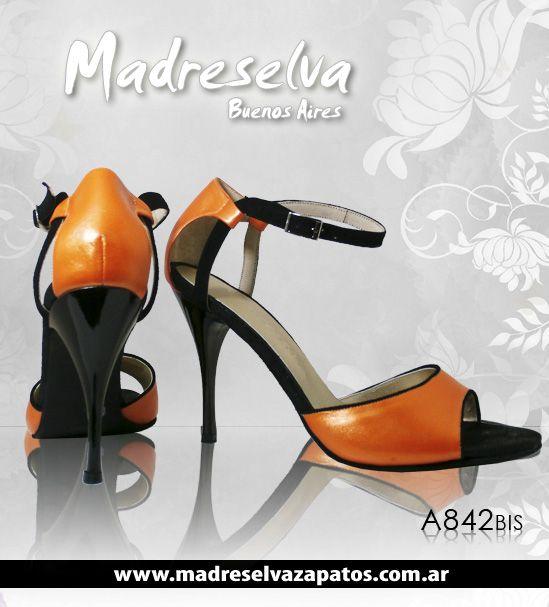 Zapatos de Tango A842bis