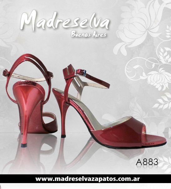 Zapatos de Tango A883