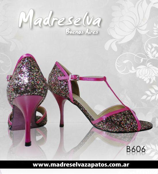 Zapatos de Tango B606