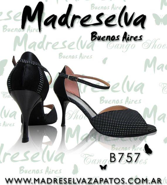 Zapatos de Tango B757