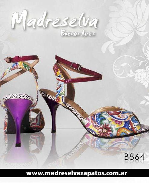Tango Shoes B864