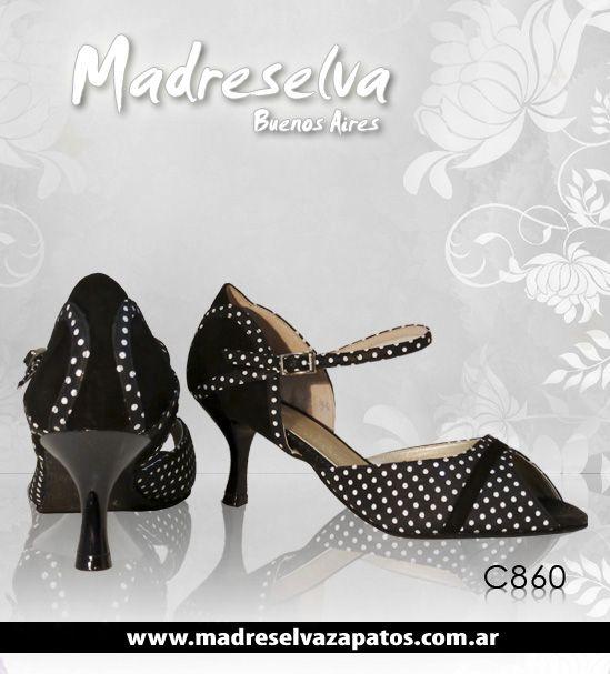 Zapatos de Tango C860