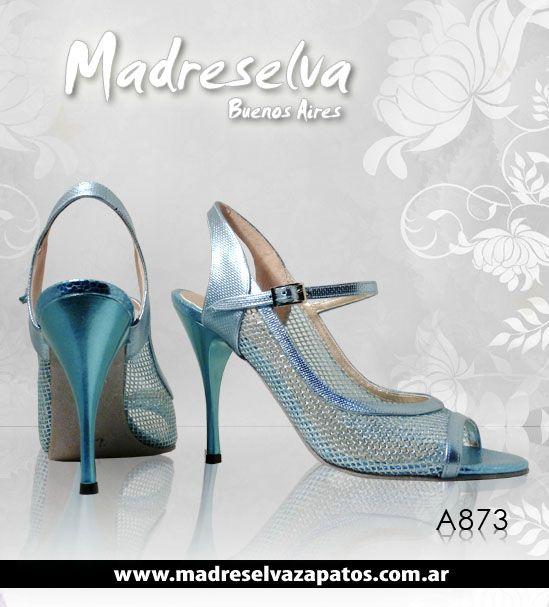 Zapatos de Tango A873