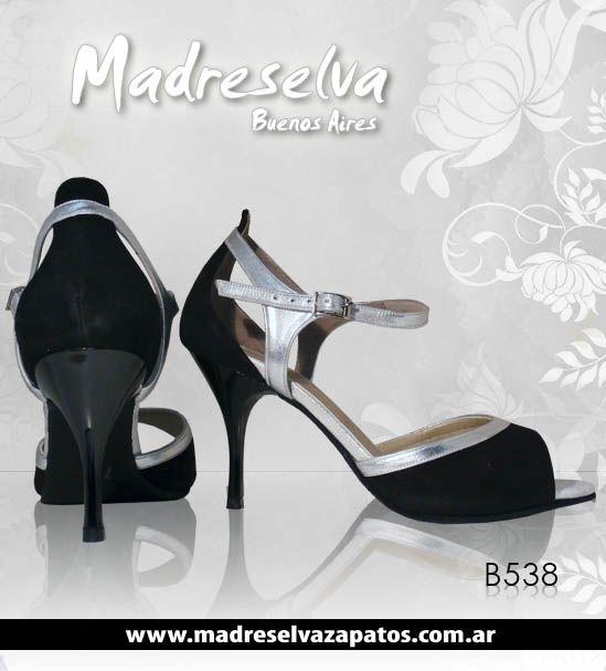 Zapatos de Tango B538