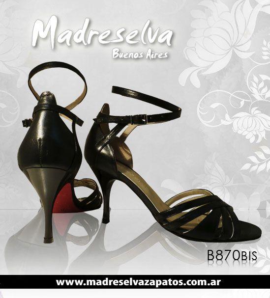 Zapatos de Tango B870bis