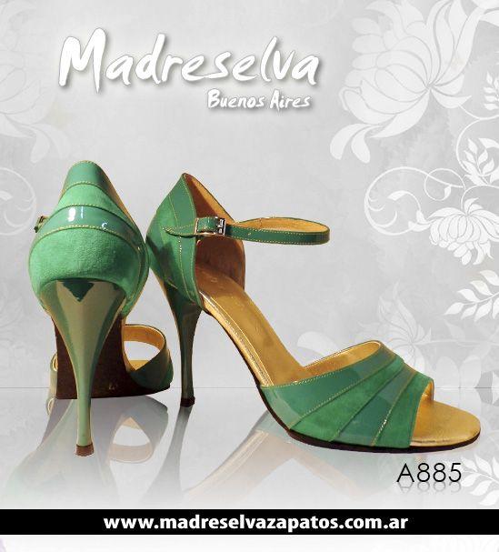 Zapatos de Tango A885