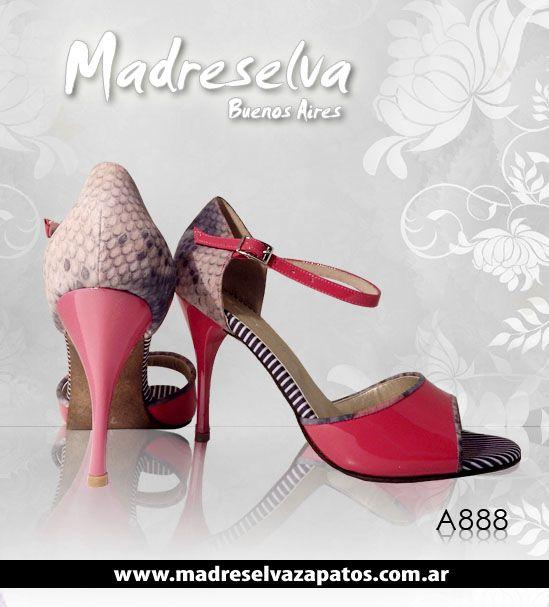 Zapatos de Tango A888