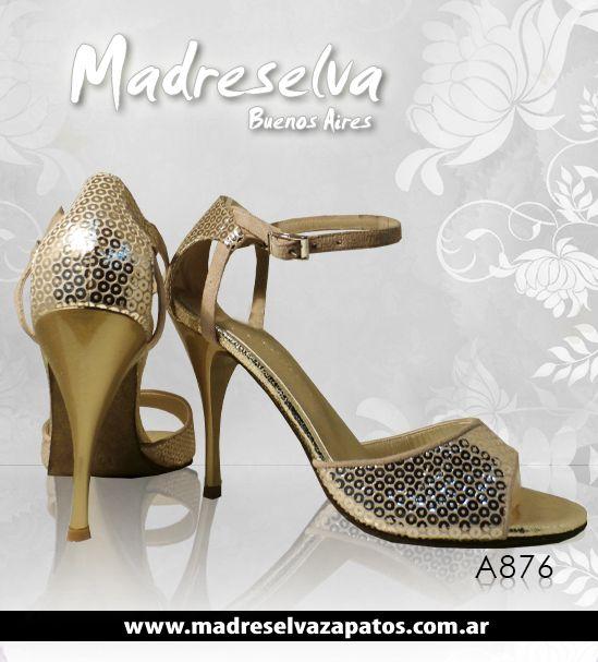 Zapato de Tango A876